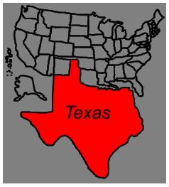Texas is big
